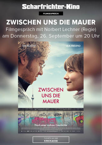 """Filmgespräch: """"Zwischen uns die Mauer"""""""