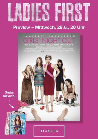 "Ladies First-Preview: ""Girls Night Out"""
