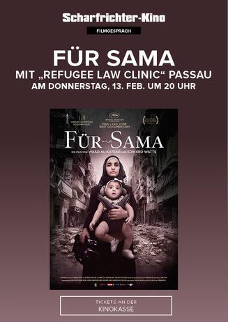 Filmgespräch: Für Sama (For Sama)