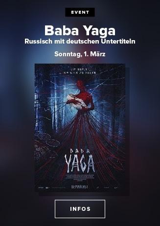 Russischer Film Baba Yaga 01.03. - 17:00