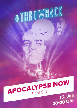 #THROWBACK: APOCALYPE NOW