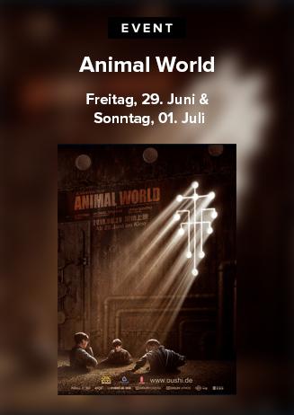 Chinesisches Kino: Animal World