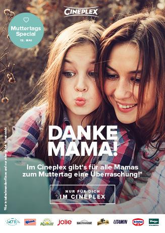 Muttertag im CINEPLEX