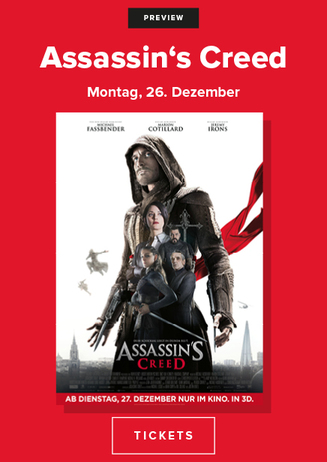 26.12. - Preview: Assassin's Creed