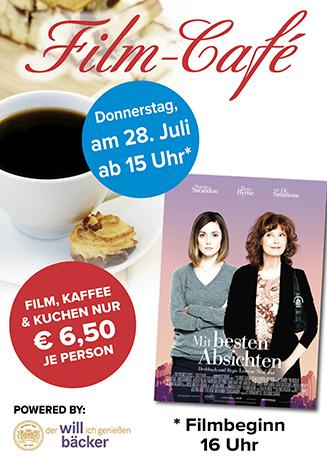 """160728 Film-Café """"Mit besten Absichten"""""""