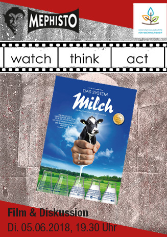 "watch.think.act ""Das System Milch"""