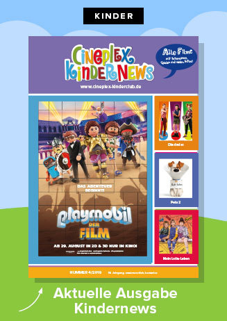 Cineplex-Kindernews