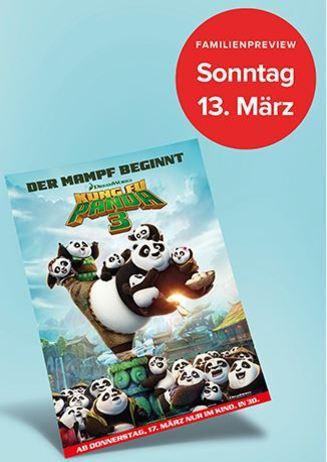 Familien-Preview: Kung Fu Panda 3