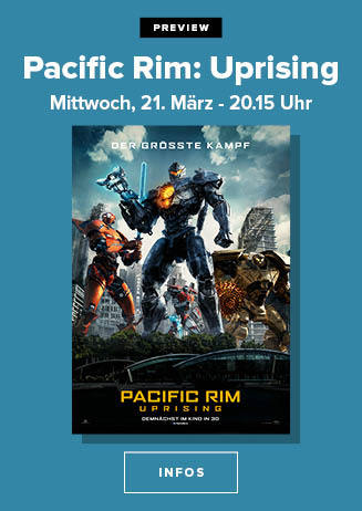 """180321 Preview """"Pacific Rim 2: Uprising"""""""