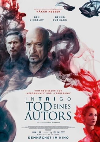 Sektpreview: Intrigo - Tod eines Autors