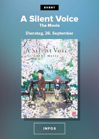 Anime Night 2017: A Silent Voice