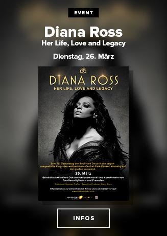 AC: Diana Ross