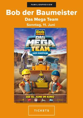 Familienpreview: Bob der Baumeister - Das Mega Team