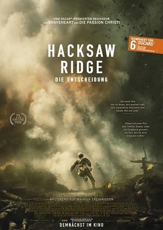 JUFI-Hacksaw Ridge