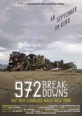 Darstellerbesuch: 972 Breakdowns - Auf dem Landweg nach New York