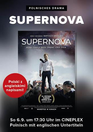 Polnischer Film: SUPERNOVA