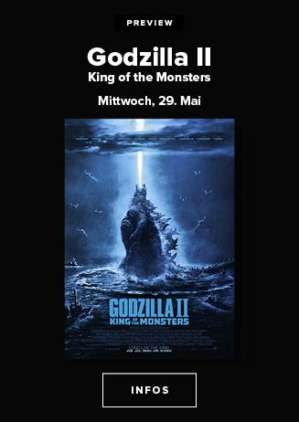 29.05. - Preview: Godzilla 2