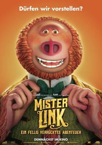 Preview: Mister Link - Ein fellig verrücktes Abenteuer