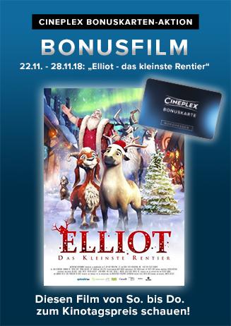 """Bonusfilm: """"Elliot - das kleinste Rentier"""""""