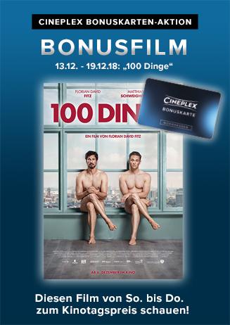 "Bonusfilm: ""100 Dinge"""