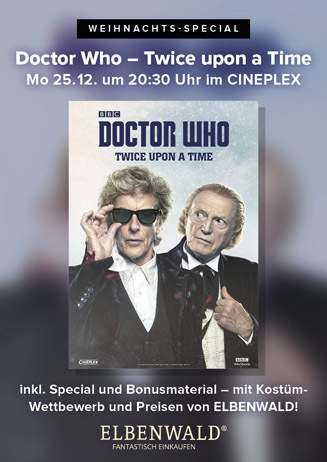 DOCTOR WHO Weihnachtsspecial