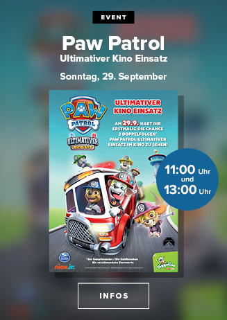 """Special: """"Paw Patrol - Ulimativer Kino Einsatz"""""""