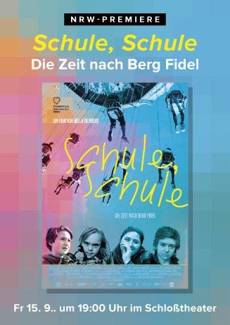 NRW-Premiere: SCHULE, SCHULE