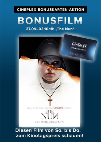 "Bonusfilm: ""The Nun"""