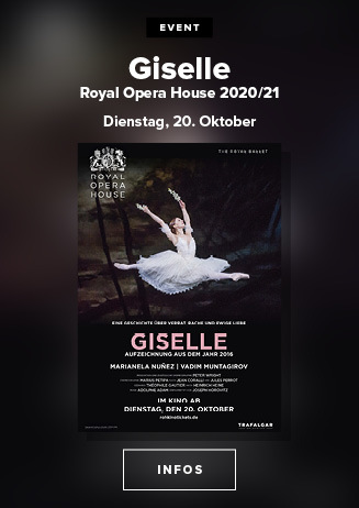 Royal Opera House 2020/21: Giselle