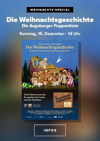 """191226 """"Die Weihnachtsgeschichte der Augsburger Puppenkiste"""""""
