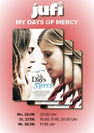 JUFI - My Days of Mercy