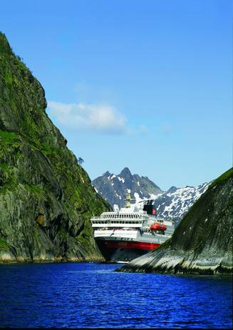 Natur & Reise: Hurtigruten