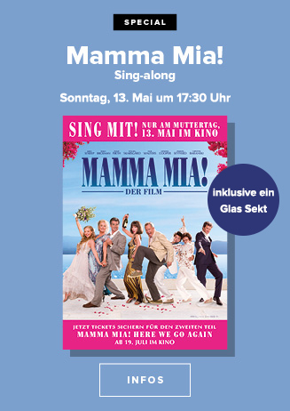 Muttertags-Special: Mamma Mia! - Sing Along Version