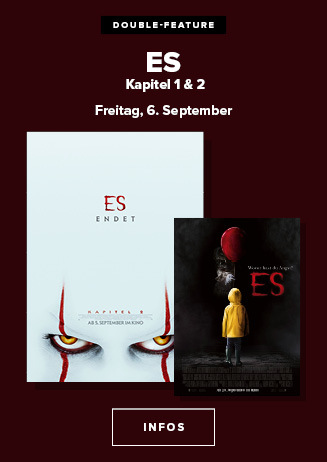 """Double Feature """"Es + Es: Kapitel 2"""""""