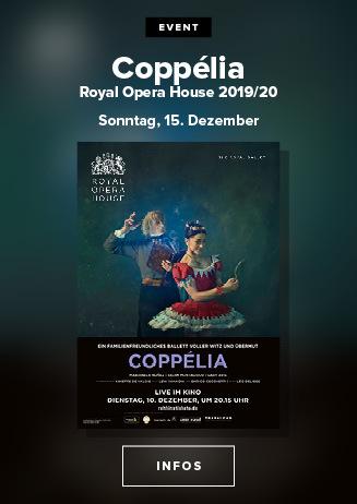 Ballett: Coppélia 15.12.2019