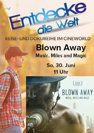"""190630 EdW """"Blown Away"""""""