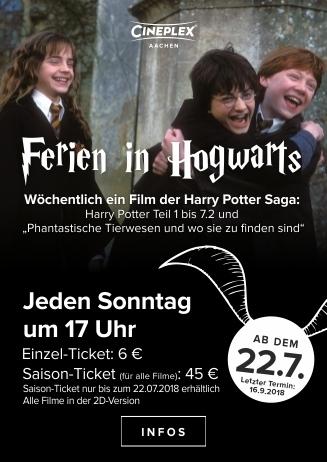 Ferien in Hogwarts