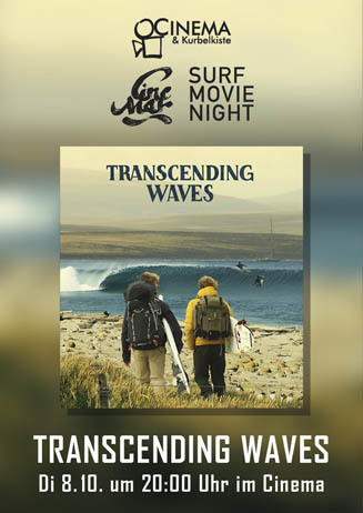Cine Mar Surf Movie Night: TRANSCENDING WAVES