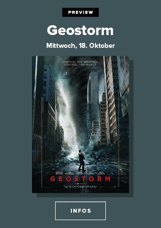 "Preview: ""Geostorm (3D)"""