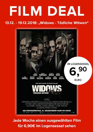"""Film Deal: """"Widows - Tödliche Witwen"""""""