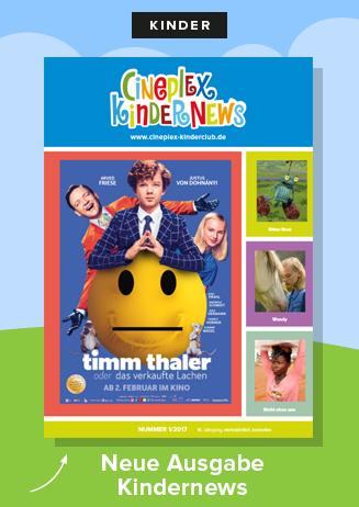 "Kinder-News_Kinomagazin ""Cineplex"""