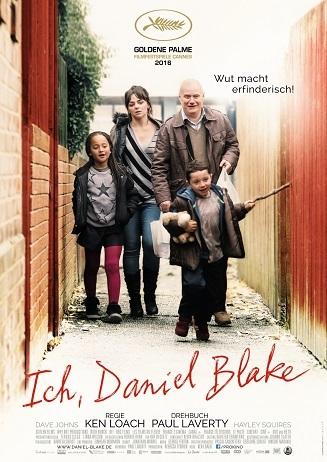 JUFI - Ich, Daniel Blake