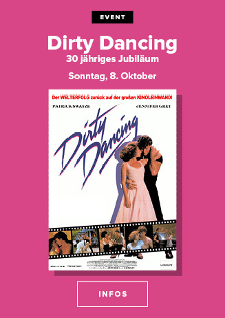 Special: 30 Jahre Dirty Dancing
