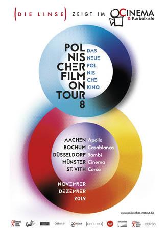 Polnischer Film on Tour 8 – das neue polnische Kino