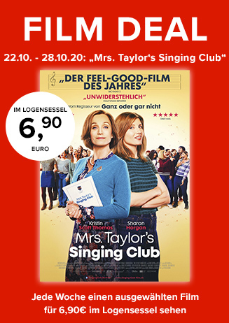 "Film Deal: ""Mrs. Taylor's Singing Club"""