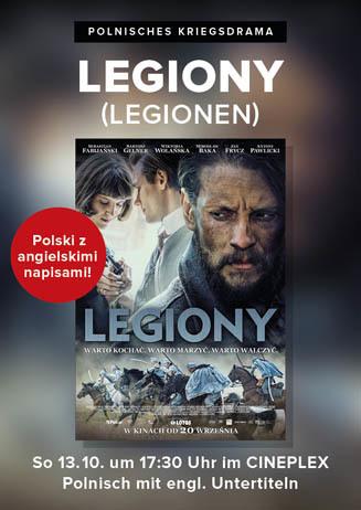Polnischer Film: LEGIONY