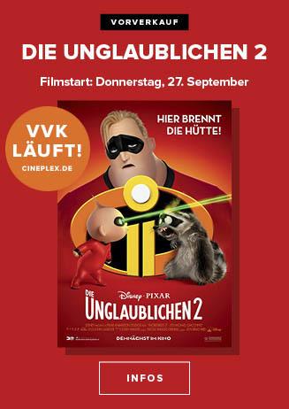 VVK DIE UNGLAUBLICHEN 2