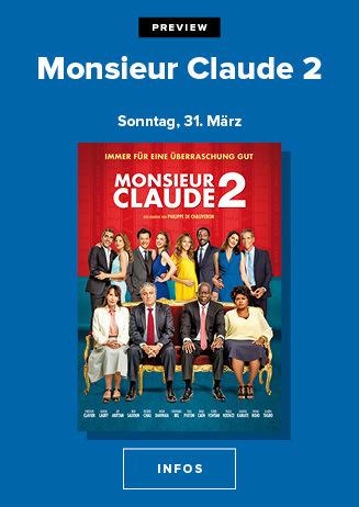 Preview: Monsieur Claude 2