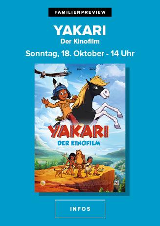 "201018 FamPrev ""Yakari - Der Kinofilm"""