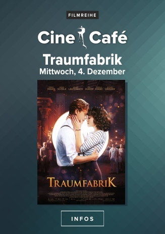 CineTowerCafé: Traumfabrik